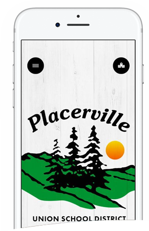 Placerville school mobile app.