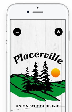 Placerville school mobile app.