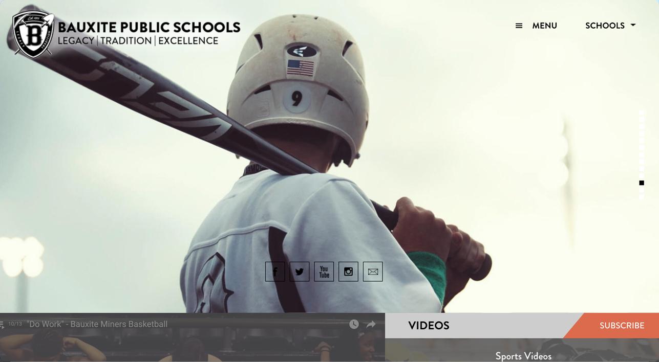 Bauxite Public School Homepage